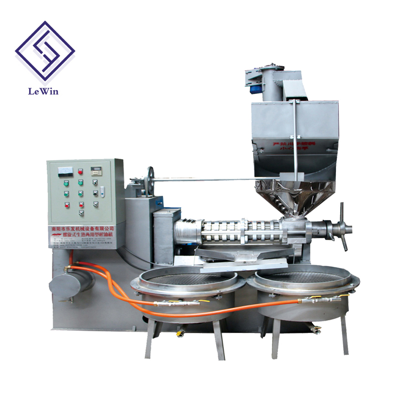 6YL-120 screw oil press machine