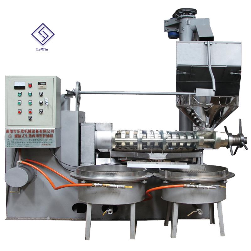 6YL-130A oil press machine